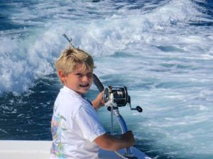 Family Fishing Fun Aboard Lady D Charters